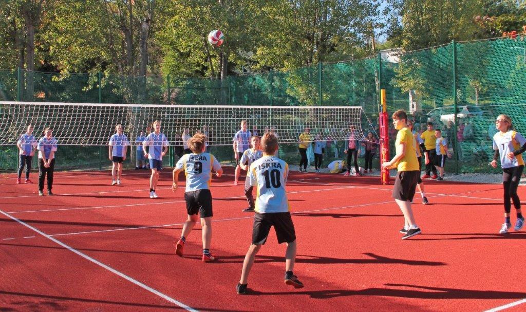 Nowy obiekt sportowy w Dobromierzu [FOTO]