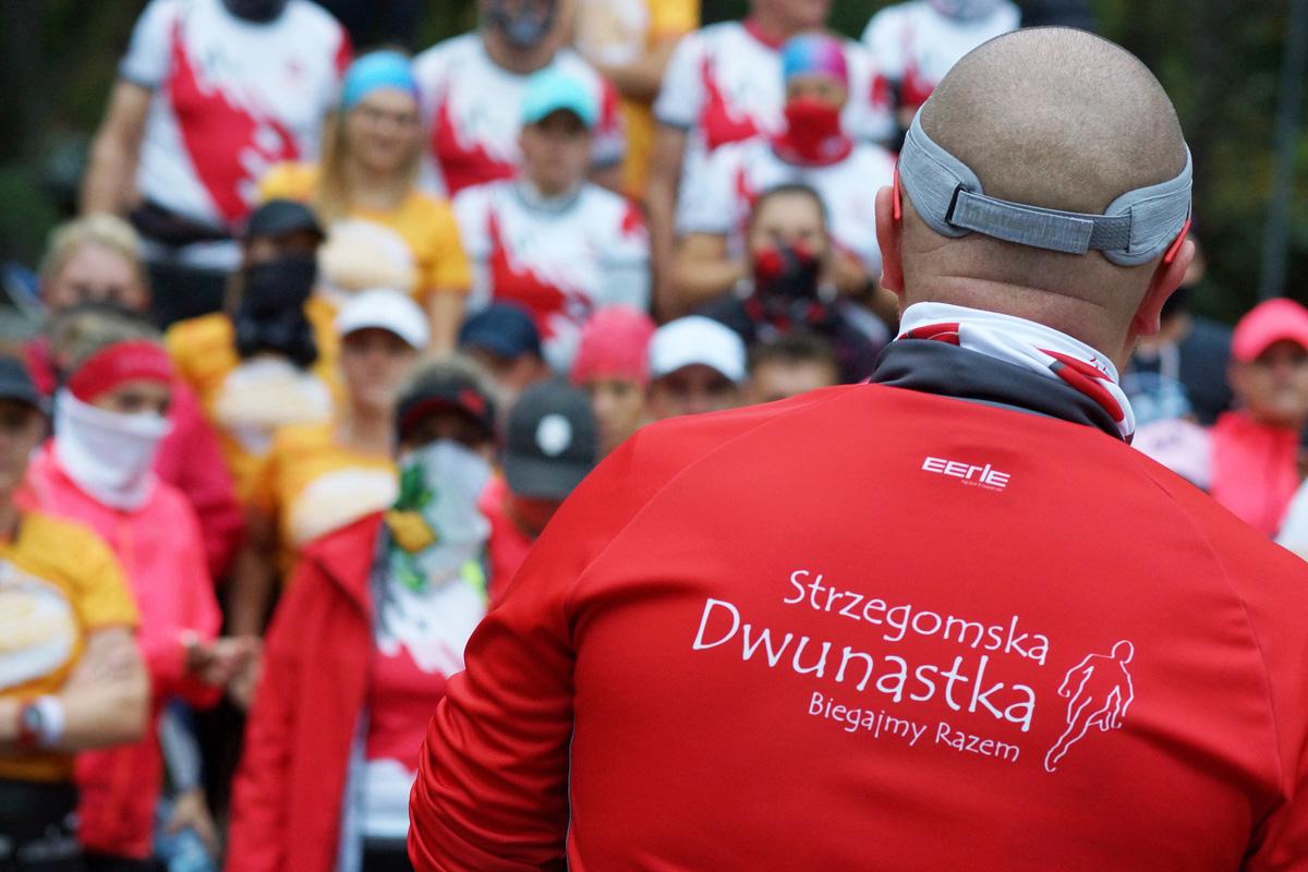 Wystartował wirtualny Aryzta Półmaraton Strzegom [FOTO]