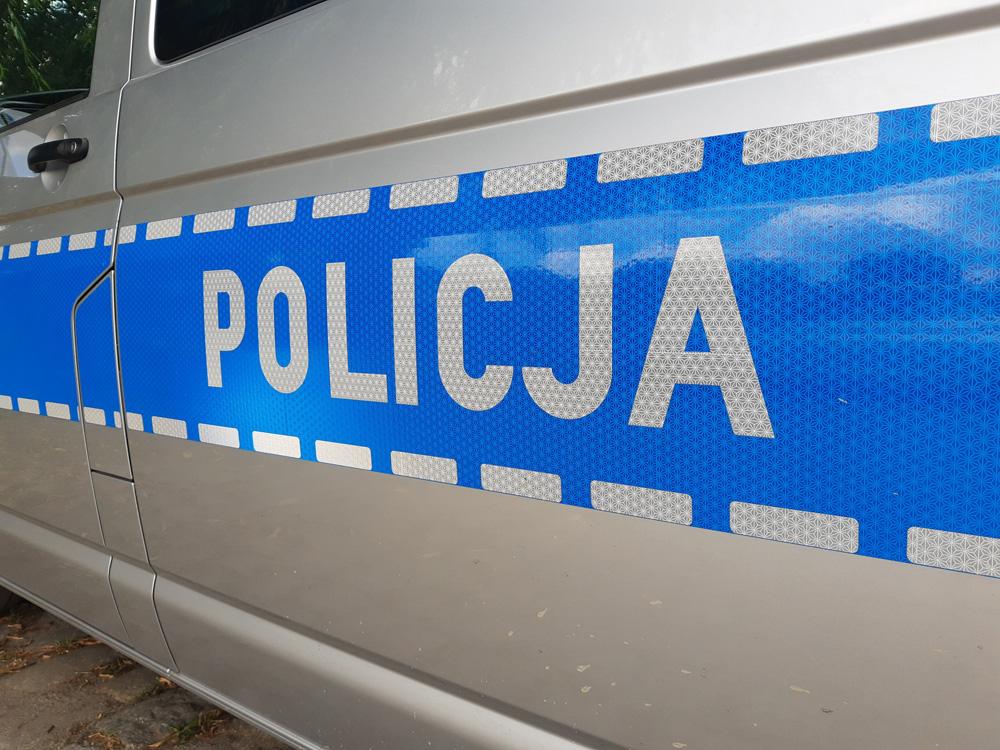 Interwencja policji z brutalnym atakiem! [FILM]