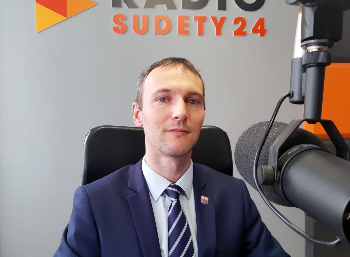 W niespełna rok pozyskał 11 mln zł dla gminy [AUDIO]