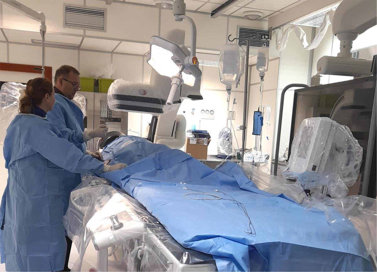 Nowoczesny angiograf w świdnickim szpitalu [FOTO]