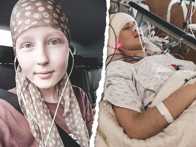 Walka o życie Justyny trwa. Potrzeba więcej pieniędzy na leczenie!