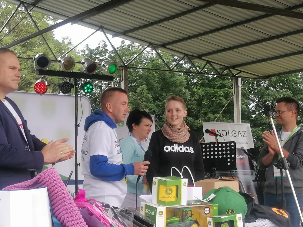 Festyn charytatywny dla chorej Justyny! [FOTO]