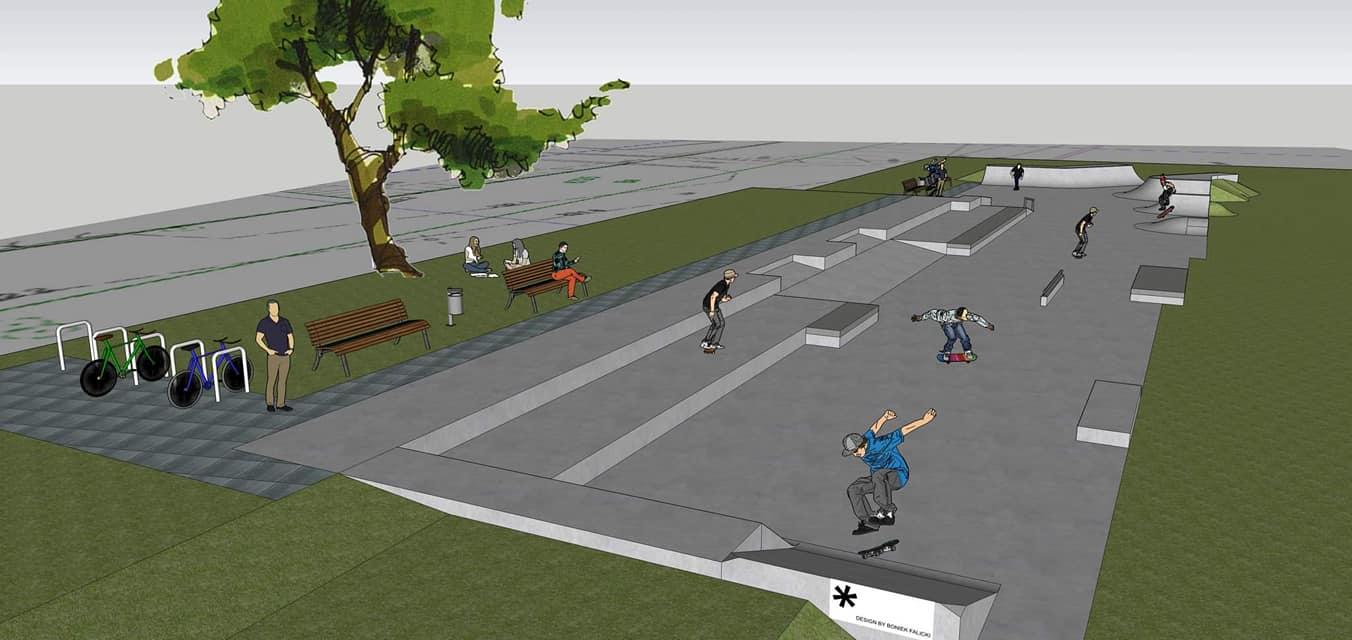 Na terenie żwirowni powstanie centrum rekreacyjne i skatepark! [FOTO]