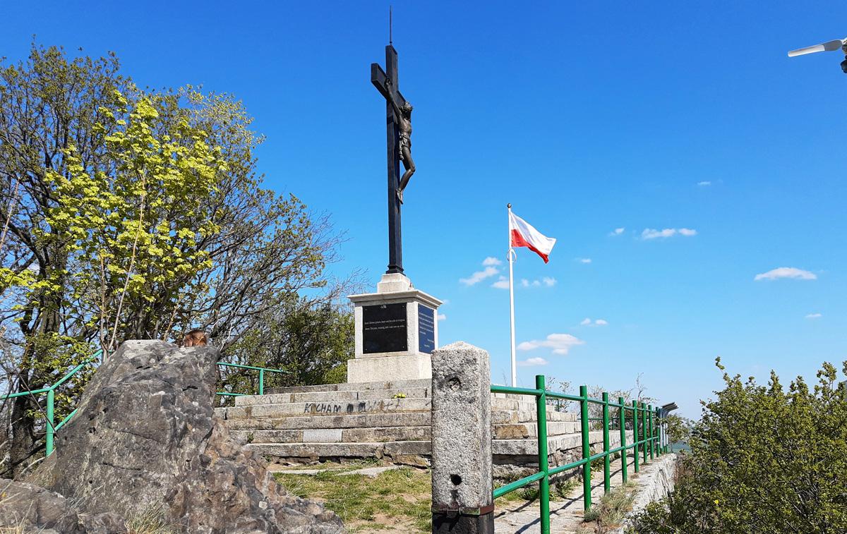 Dzień Flagi z najwyżej umiejscowionym symbolem państwowym w powiecie [FOTO]