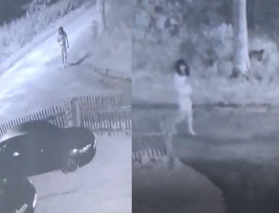 """""""Pomysłowy"""" złodziej samochodowy zatrzymany. Mężczyzna chciał ukryć swoją tożsamość, wiec przebrał się za… [VIDEO]"""