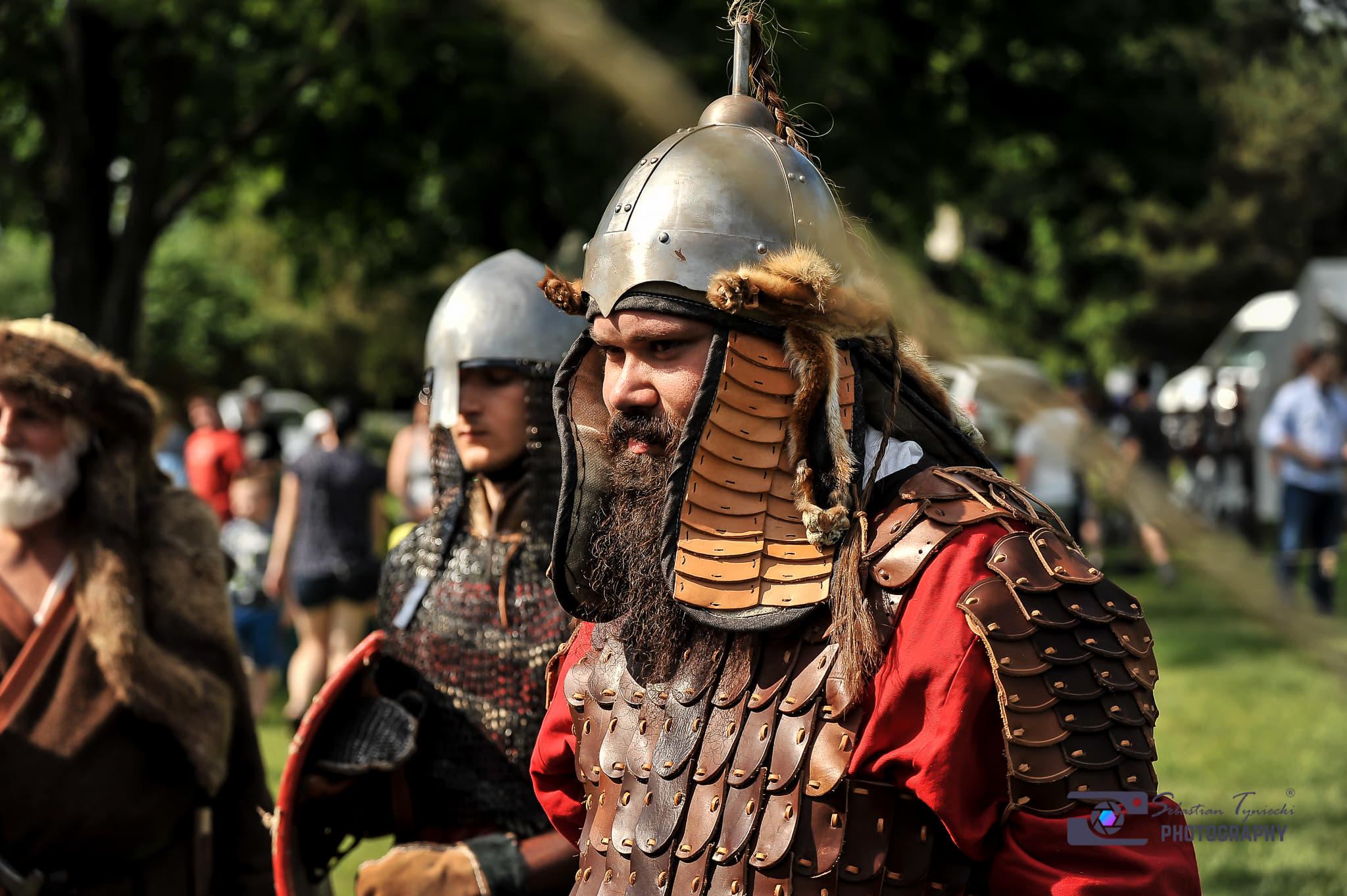Rycerze przejęli Legnickie Pole [FOTO]