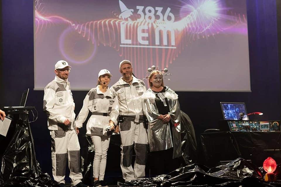 Strzegomianie polecą w kosmos z Lemem [FOTO]